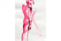 W_0048_Bleistift_Tusche_Oelpastell_44x60cm