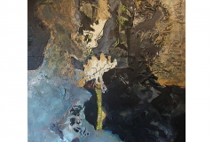 W_0098_Acryl_Collage_auf_Leinwand_80x80cm
